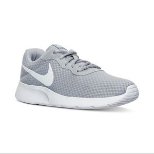 Nike Gray Tennis Shoes